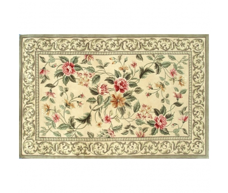 5' x 8' Cass Rug, Beige/Sage made by Rugs Under $500.