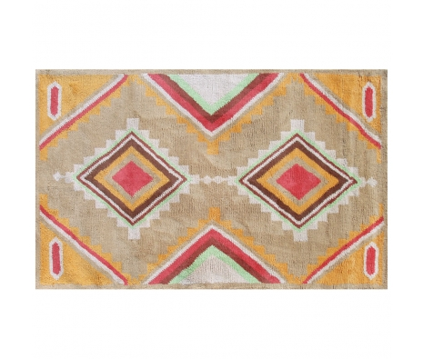 5' x 8' Lebrija Rug, Orange made by Rugs Under $500.