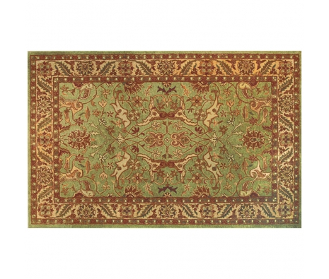 5' x 8' Sebeka Rug, Chartreuse made by Rugs Under $500.