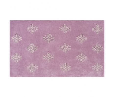5' x 8' Mora Rug, Purple/Gray made by Rugs Under $500.
