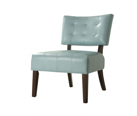 Galway Accent Chair, Powder Blue made by Home Origin .
