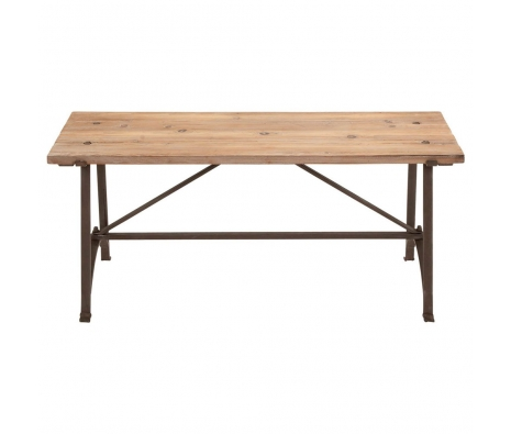 Anderson Wooden Bench made by American Tradition.