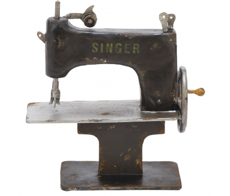 "12"" Vintage-Inspired Sewing Machine made by Nostalgic Finds ."