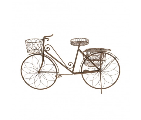 "31"" Metal Bicycle Holder made by Parisian Market ."