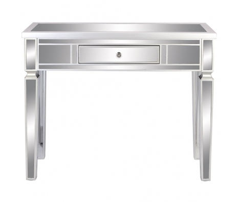 "36"" Chappell Mirrored Console Table made by Glamour House."
