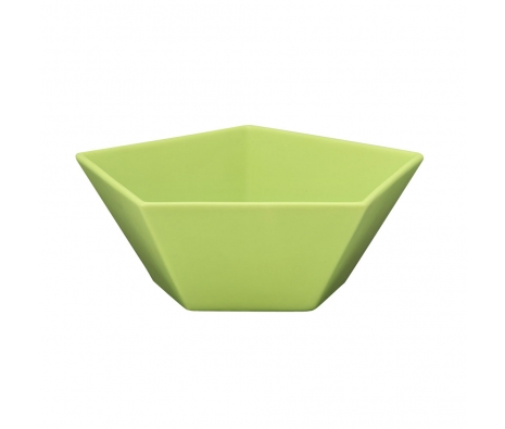 Pentagon Bowl, Green made by Warehouse Blowout .