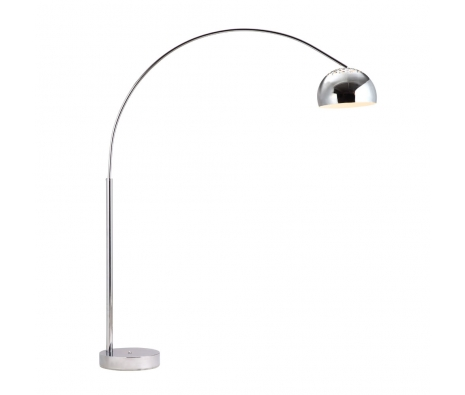 Wallace Floor Lamp, Chrome made by Avant-Garde Accessories .