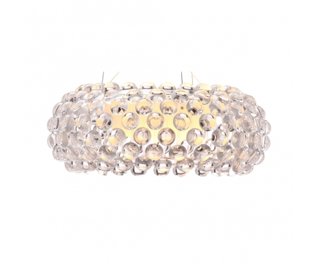 Lunar Ceiling Lamp, Clear made by Avant-Garde Accessories .