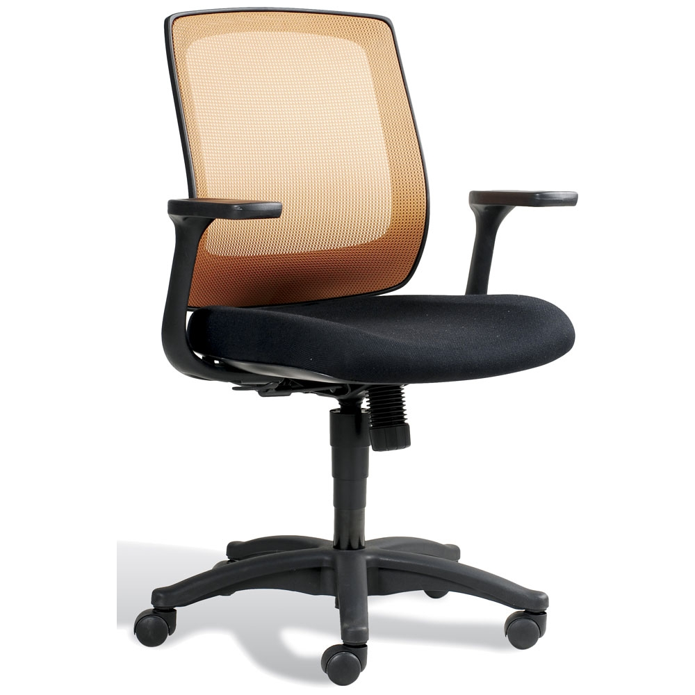 fice Chairs Orange fice Chairs