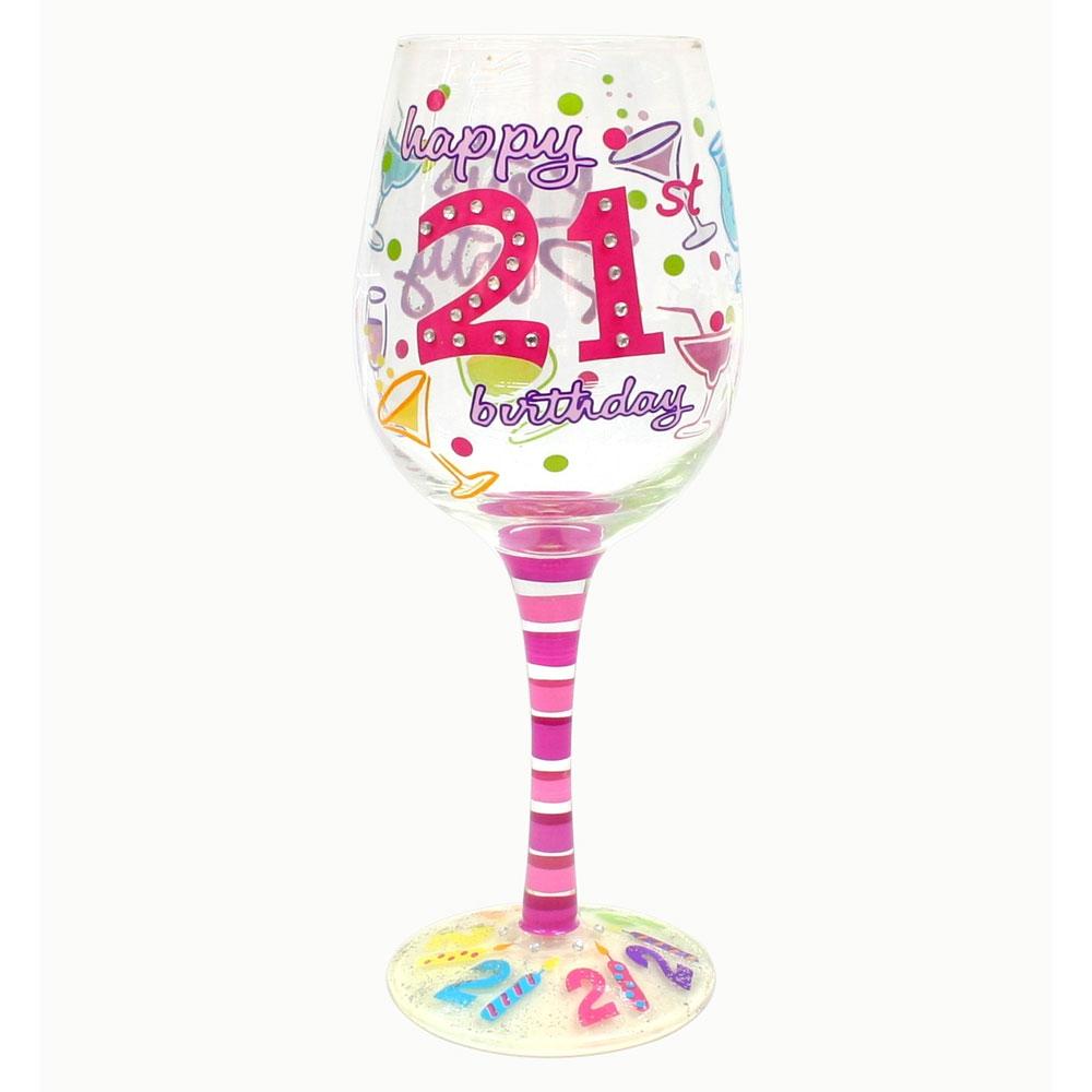 Wine Glass Birthday Cake Ideas And Designs