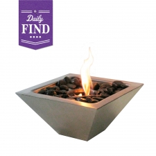 Empire Outdoor Fireplace, Daily Find