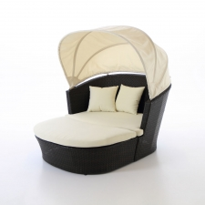 Serenity 2 Piece Circle Lounge with Canopy