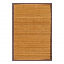 Villager Bamboo Rug, Natural