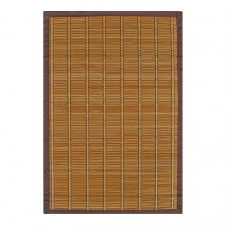 Pearl River Bamboo Area Rug, Light Brown