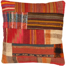 "19"" x 19"" Gordes Kilim Pillow"