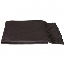 100% Bamboo Throw, Steel