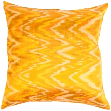 "20"" X 20"" Silk Pillow, Hermes"