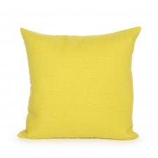 Solid Bosque Pillow, Chartreuse