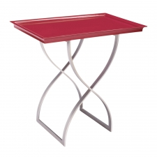 Meridian Table, Red