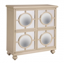 Politiers Mirrored Cabinet, Neutral