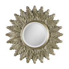 "18"" Andorra Mirror, Gold"