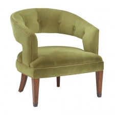 Geneva Velvet Chair