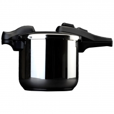 6 Liter Pressure Cooker made by bergHOFF Worldwide .