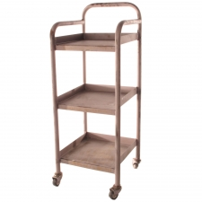 3'-Tier Clerks Shelf