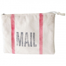 "7"" x 9"" Mail Canvas Pouch"