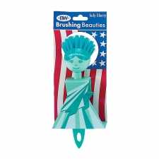 Patriotic Brushing Beauty Scrubber
