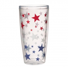 S/4 Patriotic Insulated Tumbler, 20oz.