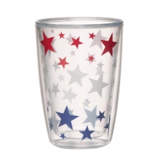S/4 Patriotic Insulated Tumbler, 16oz.