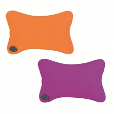 Set of 2 Earthpad Massaging Lumbar/Neck Pillow
