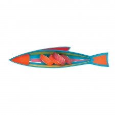 Go Fish Appetizer Boat