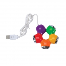 Earthpad Multi-Color USB Hub