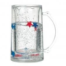 14oz. Patriotic Frosty Mug
