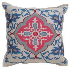 "18""x18"" Coquille Pillow"