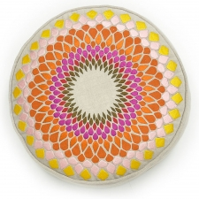 "14"" Round Davie Pillow"