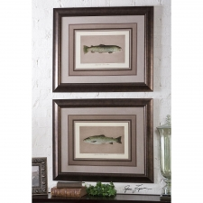 Fisherman's Botanical, Set of 2