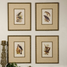 Aviary Pairings Botanicals, Set of 4