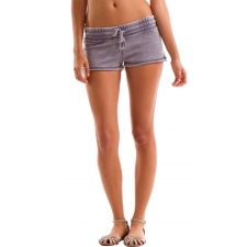 Burnout Short, Navy, S by Colorfast
