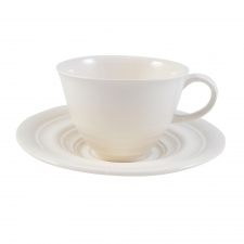 BARRY by Olivia Barry 12 oz. Cup & Saucer