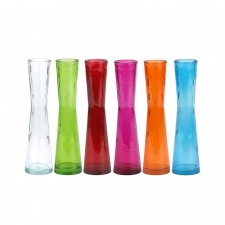 Assorted Munich Vases, Set of 6
