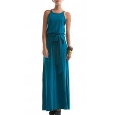 Luna Dress, Ocean Depths, L