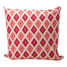 "20"" x 20"" Dehesa Pillow, Rosa"