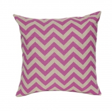 "20"" x 20"" Oceansie Pillow, Magenta"