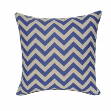 "20"" x 20"" Rincon Pillow, Blue"