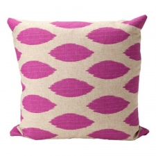 "20"" x 20"" Soledad Pillow, Magenta"