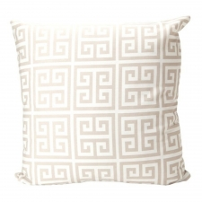 "20"" x 20"" Pala Pillow, Gray"