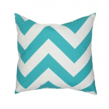 "20"" x 20"" Chilhowie Pillow, Turquoise"